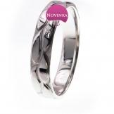 Dámský snubní prsten - SP1017D