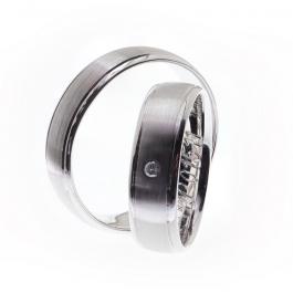 Pánský snubní prsten - SP01511P