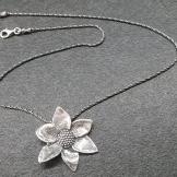 Stříbrný náhrdelník AG0115