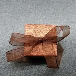 Krabička papírová hnědá 1