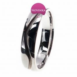 Pánský snubní prsten - SP0317P