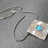 Stříbrný náhrdelník AG0715O