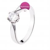 Zlatý prsten ZP0216