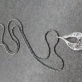 Stříbrná souprava AG0215