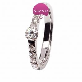 Zlatý prsten ZP00713