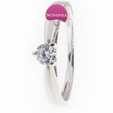 Zlatý prsten ZP0318