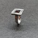 Stříbrný prsten AG0515G