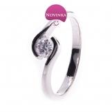 Zlatý prsten ZP1017