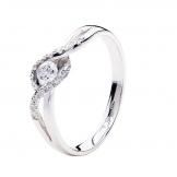 Zlatý prsten ZP01213K