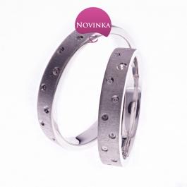 Pánský snubní prsten - SP0817P