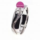 Dámský snubní prsten - SP0317D