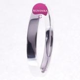 Pánský snubní prsten - SP0617P