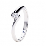 Zlatý prsten ZP2493AT