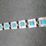 Stříbrný náramek AG0515O