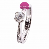 Zlatý prsten ZP00313