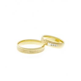 Pánský snubní prsten - SP00913P