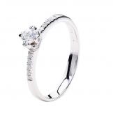 Zlatý prsten ZP01113K