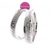 Dámský snubní prsten - SP1217D