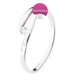 Zlatý prsten ZP2389AT