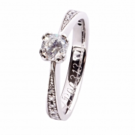 Zlatý prsten ZP0313