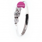 Zlatý prsten ZP0917