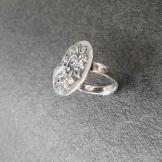 Stříbrný prsten AG0315