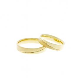 Pánský snubní prsten - SP01113P