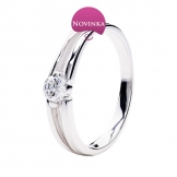 Zlatý prsten ZP2481AT