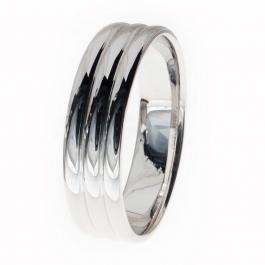 Pánský snubní prsten - SP02511P
