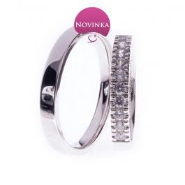 Dámský snubní prsten - SP0617D