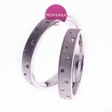 Dámský snubní prsten - SP0817D