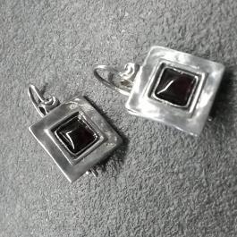 Stříbrné náušnice AG0515G