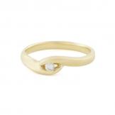 Zlatý prsten ZP00211