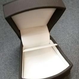Krabička kožená