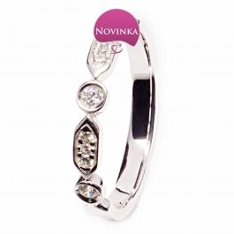 Dámský diamantový prsten - DP0118