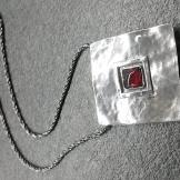 Stříbrný náhrdelník AG0715G