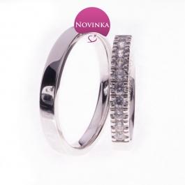 Dámský diamantový prsten - SP0617